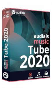 Audials Music Tube 2020 [for PC] za Free