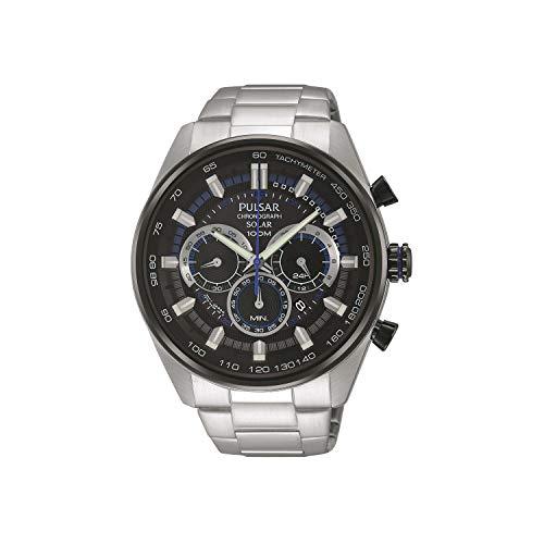 Pulsar zegarek męski - SOLAR