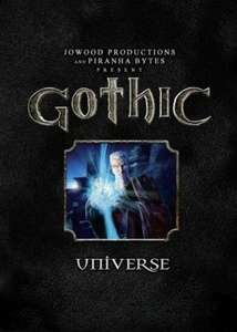 Gothic Steam Key Global za 4,59zł @ Eneba