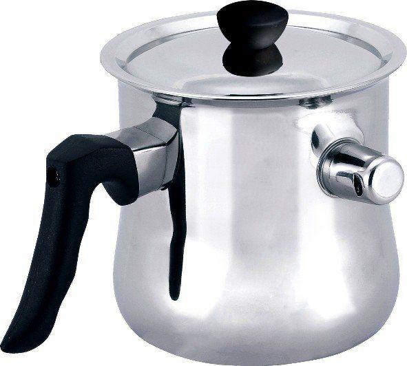Garnek do gotowania mleka METLEX mx 1112 indukcja