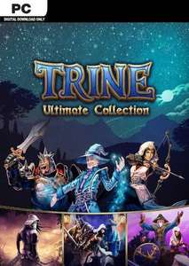 Trine: Ultimate Collection (klucz steam) @CDkeys