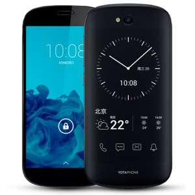 "Yotaphone 2 5"" 4G Smartphone 4.7"" E-ink @Gearbest"