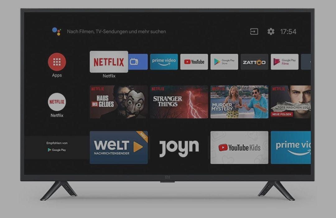 "Telewizor Xiaomi Mi Smart TV 32"" HD Android TV @ Amazon"