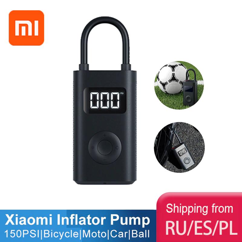 Pompka Xiaomi Mijia (wysłka z PL) - Portable Electric Air Pump