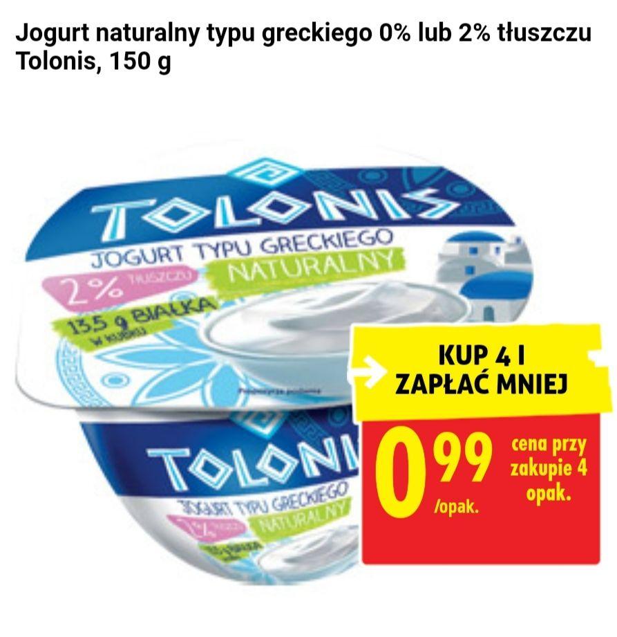 Jogurt grecki biedronka