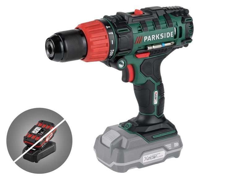 PARKSIDE® Akumulatorowa wiertarkowkrętarka 3 w 1 PSBSA 20-Li B2