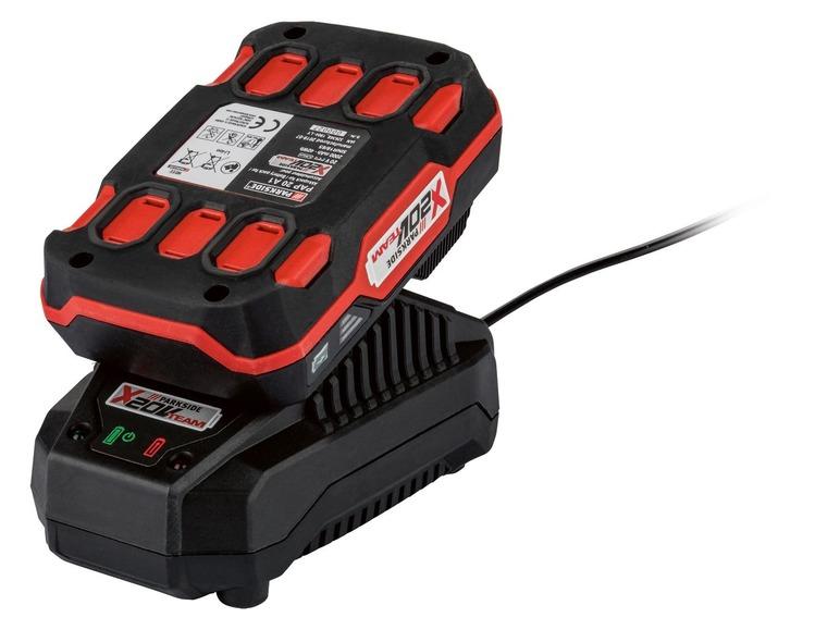 PARKSIDE® Akumulator litowo-jonowy 20 V z ładowarką
