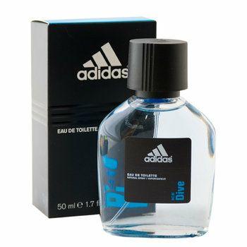 Woda toaletowa Adidas Ice Dive oraz Adidas Champion League 100ml Tesco hiper extra niektóre miasta