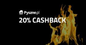20% cashbacku na Pyszne.pl | Planet Plus
