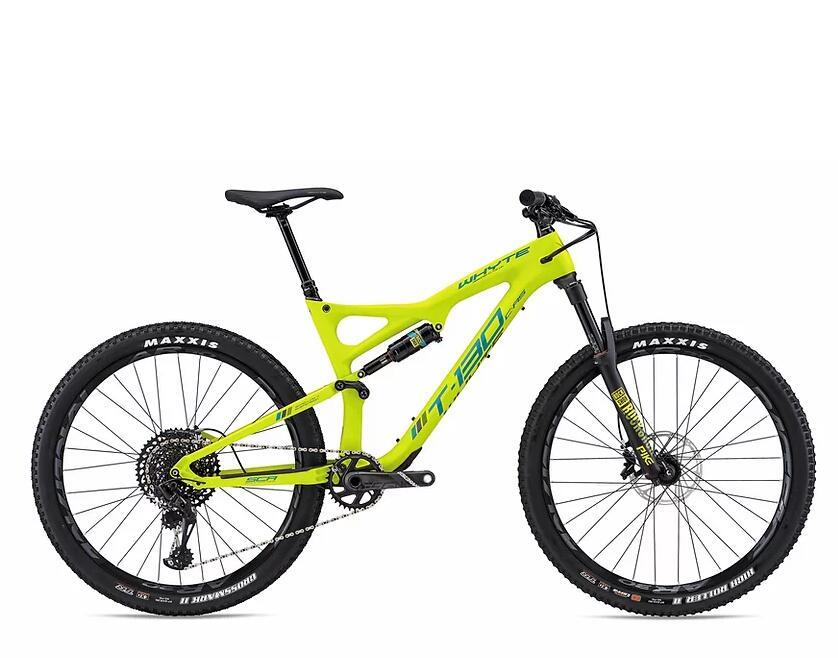 Wyprzedaż rowerów Whyte nowych oraz potestowych