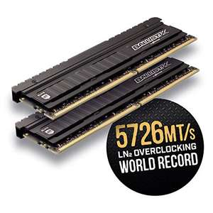 RAM - Crucial Ballistix Elite 2x 8GB DDR4 3600 MT/s CL16
