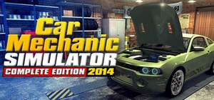 Car Mechanic Simulator 2014 Complete Edition za darmo @ Steam