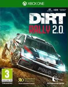 Dirt Rally 2.0 Xbox One/PS4