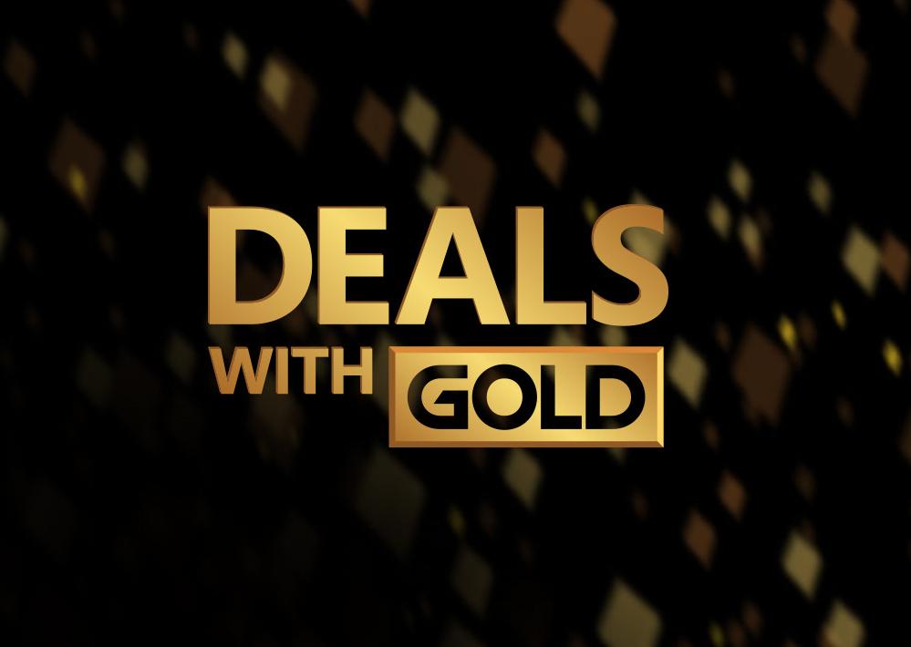 Deals with Gold, Spotlight Sale, QuakeCon Sale - przeceny do -80% Xbox One