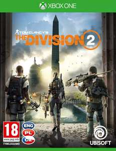 The Division 2 w pudełku dla Xbox