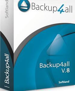 Backup4all Lite 8.7 / WINDOWS