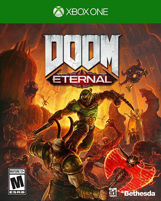 DOOM Eternal - Xbox One (wersja cyfrowa) VPN