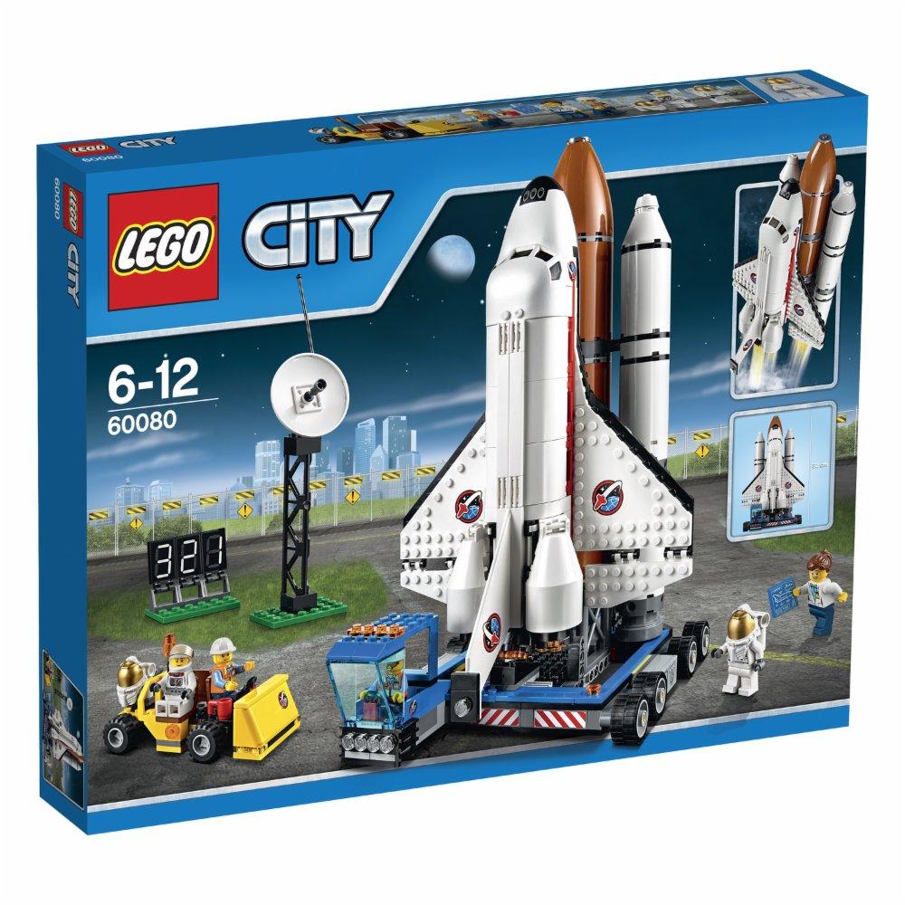 Lego City - Port Kosmiczny (60080) za 293,97zł @ Selgros24