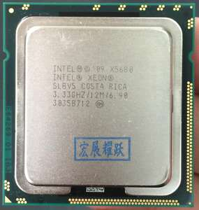 intel xeon x5680 $33,5 6/12 *3600 used vs ryzen amd 3600