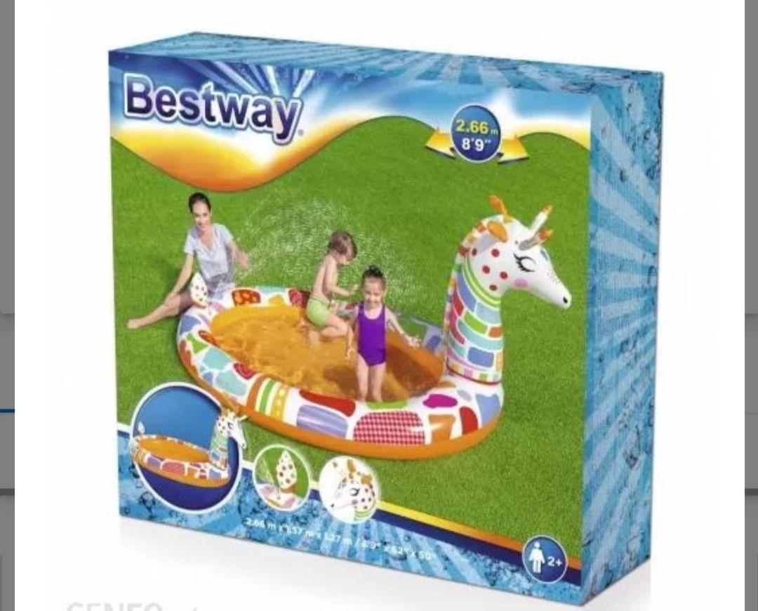 Basen Bestway Żyrafa dla dzieci