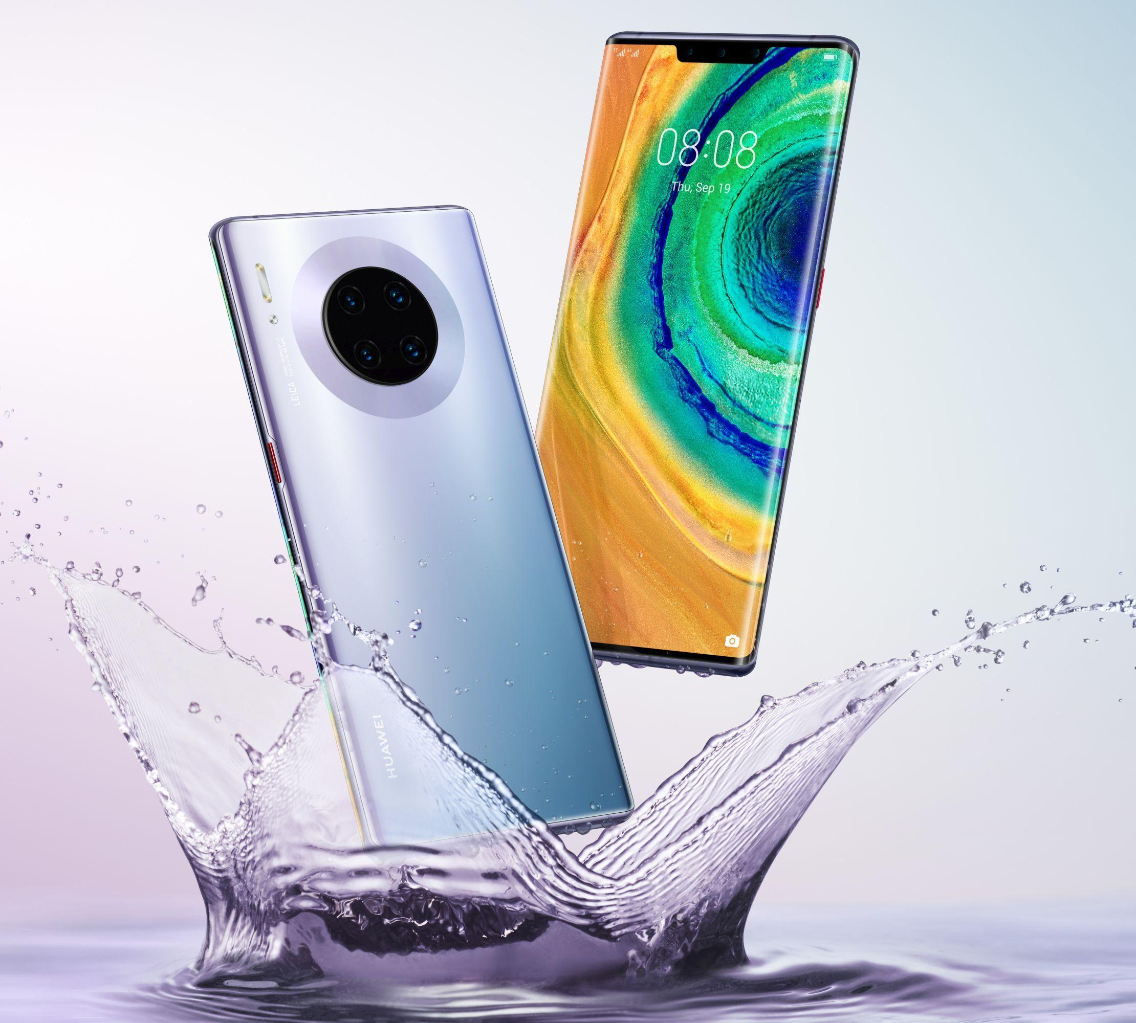 Huawei Mate 30 Pro Srebrny 8/256