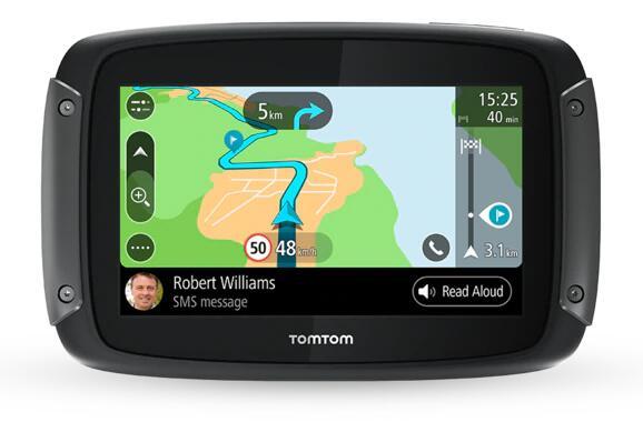 TomTom Rider 500 - nawigacja motocyklowa i inne w promocji