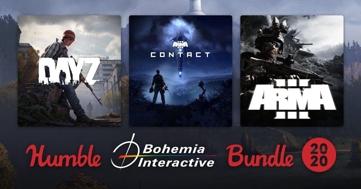 Humble Bohemia Interactive Bundle 2020