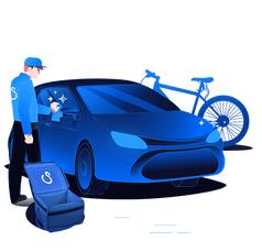 Mycie auta mobilna myjnia -60% Upsteam W-wa