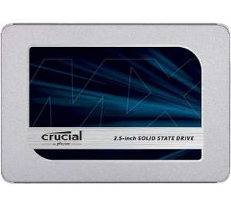 Dysk SSD Crucial MX500 500GB + darmowa dostawa