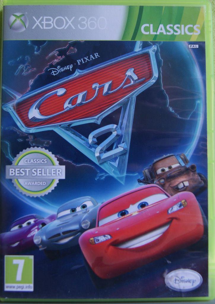 Cars 2: Video Game (Xbox360 i Xbox One) z węgierskiego Microsoft store bez VPN