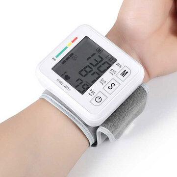 Ciśnieniomierz miernik ciśnienia na nadgarstek - $11.99 + $2.5