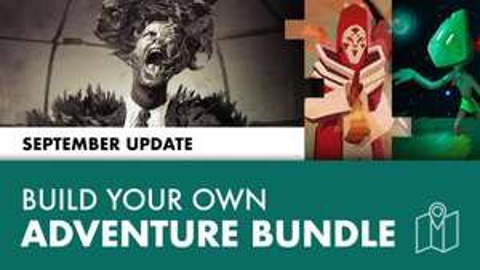 Build your own adventure bundle z 18 grami do wyboru od 8,77 zł