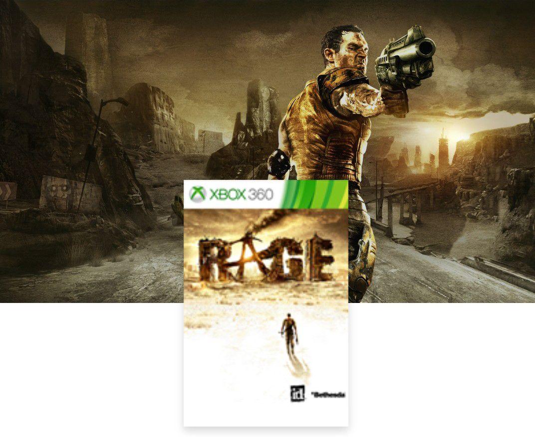 Przykład gry RAGE na Xbox ONE / Xbox360 z MS Węgry bez VPN i przy zakupie z kartą REVOLUT i wiele innych z Xbox 360