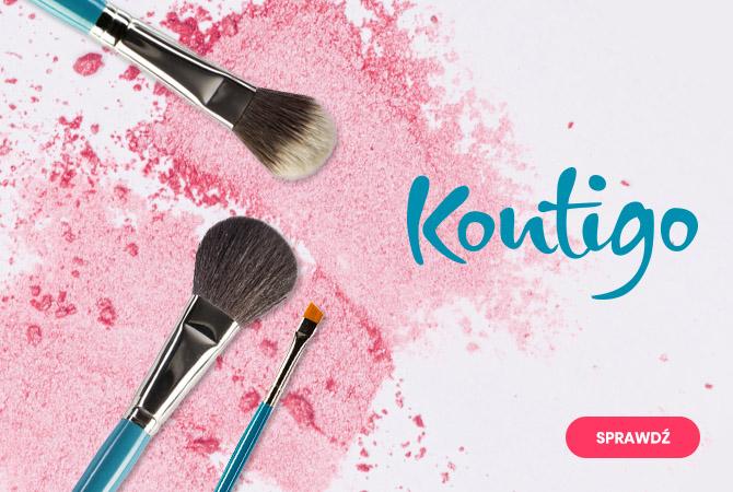 40% zniżki na drugi produkt do makijażu w @Kontigo - Rosie, Moov, Mystik Warsaw