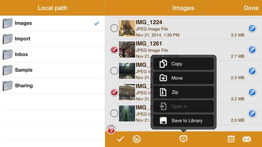 AirDisk Pro - Wireless Flash Drive za Free na iPhone i iPad @iTunes