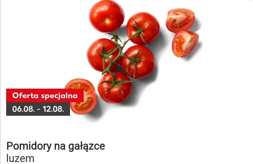 Pomidor gałązka Kaufland
