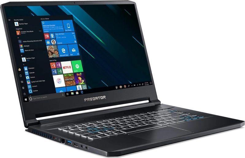 Laptop Acer Triton 500 8 GB DDR4 i7-9750H NVIDIA GeForce RTX 2070 8 GB SSD 512 GB