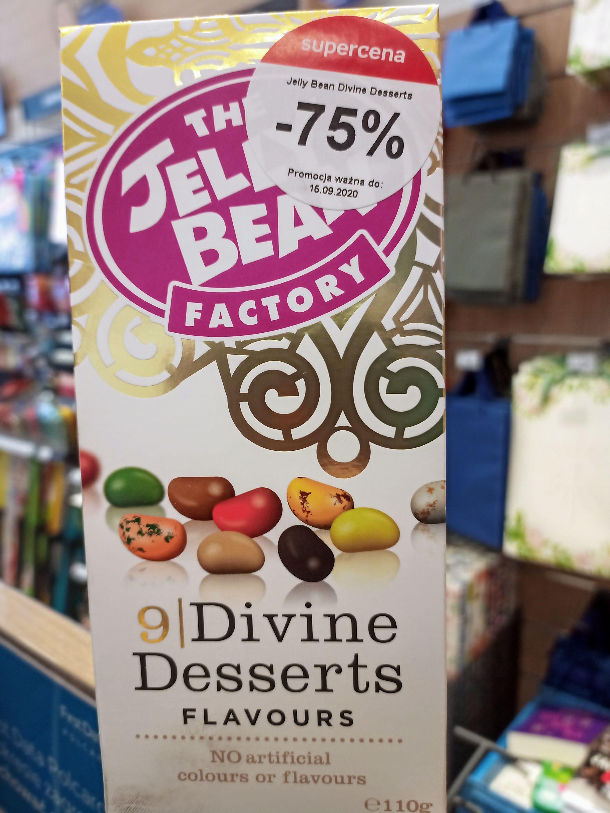 Jelly Beans Divine Desserts -75% w Empik