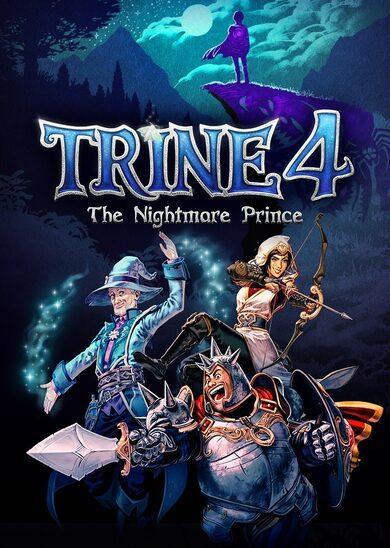 [PC] Trine 4: The Nightmare Prince (Steam Key) @Eneba