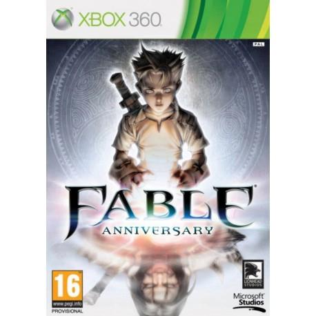 Fable Anniversary Xbox 360