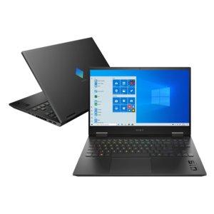 Laptop HP Omen 15 i7-10750H/16GB/1TB SSD/RTX2070 Max-Q 8GB/Win10H