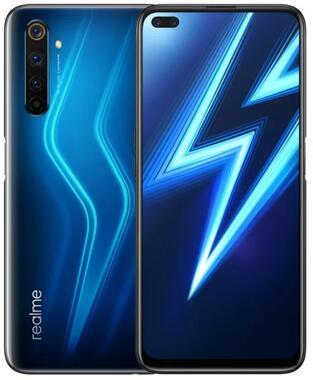 Realme 6 Pro 8+128GB Lightning Blue Gorący strzał @x-kom
