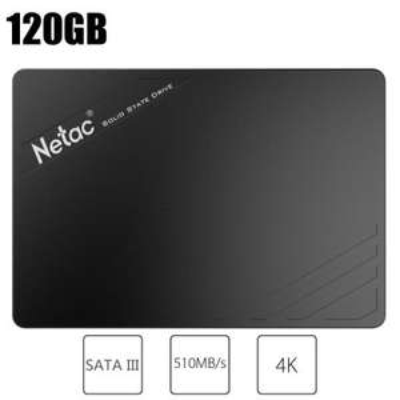 Dysk SSD 120 GB 2.5 cala Netac N530S