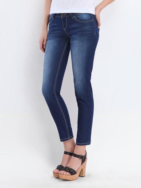 Damskie spodnie dżinsowe za 49,99zł @ Top Secret