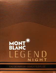 Woda perfumowana Mont Blanc legend night