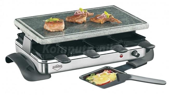Kuchenprofi Exclusive Raclette KU-1740000000 grill stołowy, 1200W