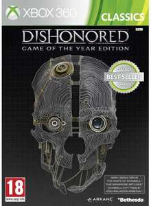 Dishonored Game Of The Year Edition PL Xbox 360