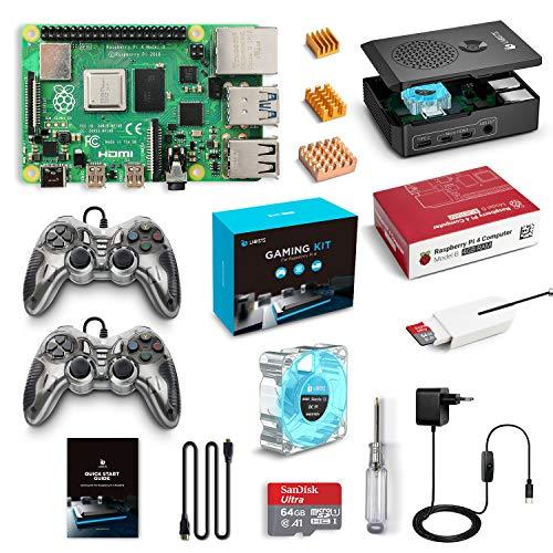 Labists Raspberry Pi 4 zestaw gamingowy