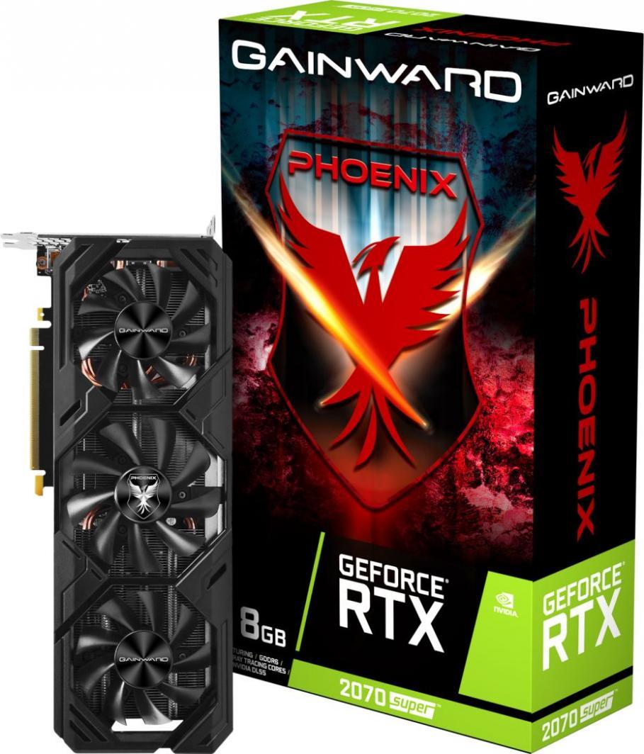 Karta graficzna Gainward GeForce RTX 2070 SUPER Phoenix V1 8GB GDDR6 w x-kom.pl