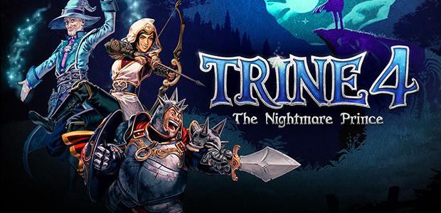 PC Trine 4: The Nightmare Prince (polskie napisy) w uk.gamesplanet.com £6.25
